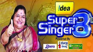 Super Singer 8-Vijay tv Show