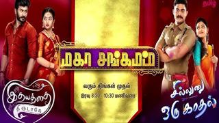 Sillunu Oru Kaadhal-Colors Tamil tv Serial