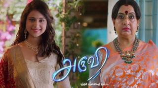 Aruvi-Sun tv Serial